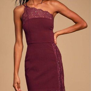 NWT FP Free People Premonitions Bodycon Dress